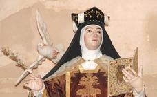Caravaca de la Cruz celebra la fiesta de Santa Teresa de Jesús