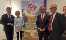 El instituto San Juan de la Cruz de Caravaca celebra su cincuenta aniversario