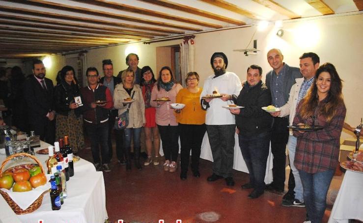 """Presentación de la IV ruta gastronómica """"De tapas en Caravaca"""""""