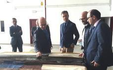 El Gobierno regional impulsa un eje industrial en la zona norte de la Región