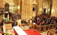 """El Obispo de Cartagena declara abierto el Año Jubilar Hospitalario en """"una tarde de fiesta para toda la Iglesia diocesana"""""""