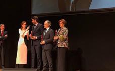 Caravaca recibe el reconocimiento especial de los Premios al Mérito Deportivo por su apoyo al deporte durante el Año Jubilar 2017