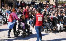 AÑO JUBILAR: Sin voluntarios no sería igual