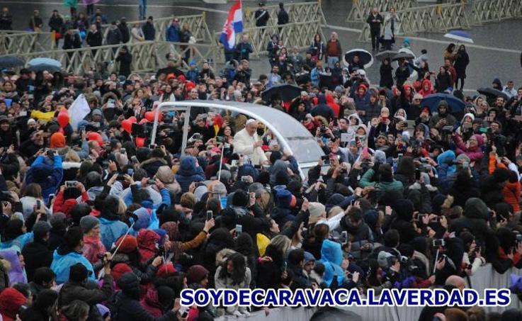 PEREGRINACIÓN A ROMA 6 Audiencia General con el Papa