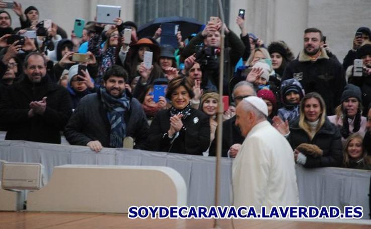 PEREGRINACIÓN A ROMA 7 Audiencia General con el Papa