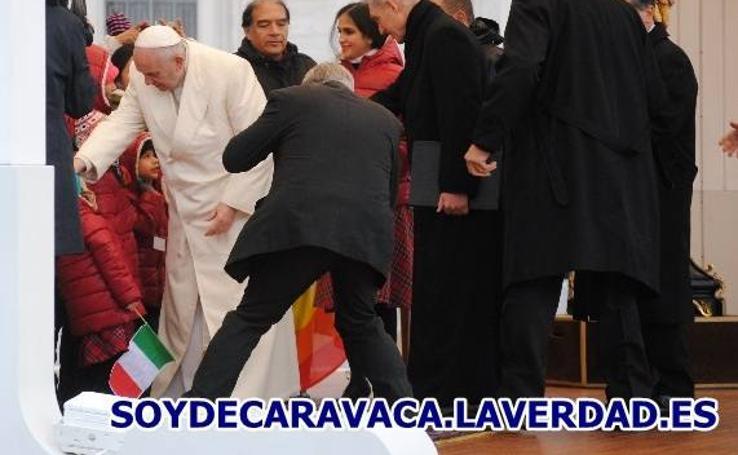 PEREGRINACIÓN A ROMA 9 Audiencia General con el Papa