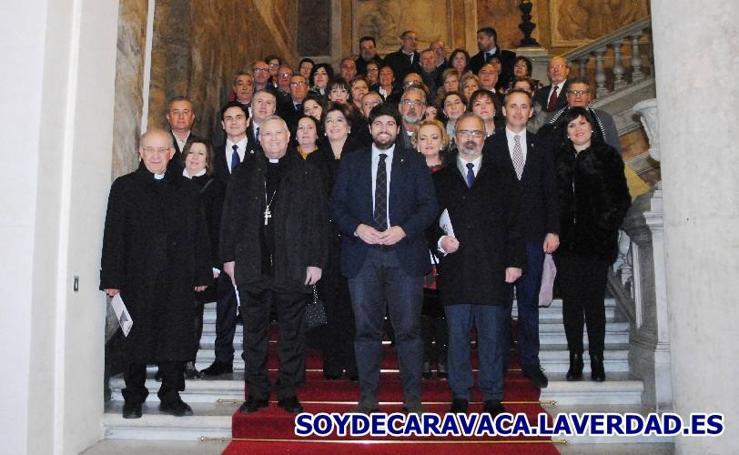 PEREGRINACIÓN A ROMA 3 Visita a la Embajada de España