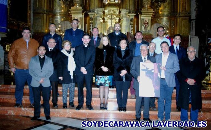 El sacerdote caravaqueño Saúl Sánchez pregonará la Semana Santa