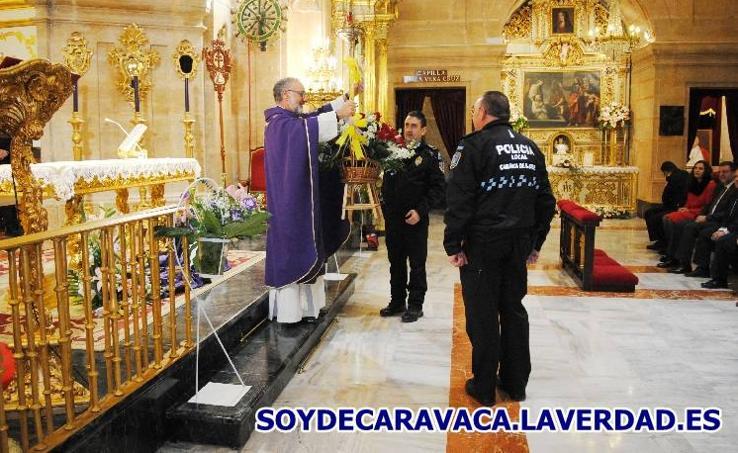 La Policía Local de Caravaca celebra la festividad de San Patricio