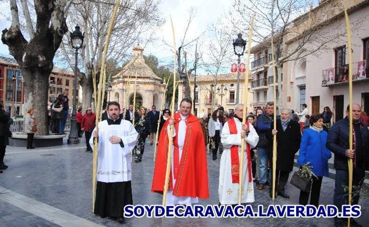 Procesión Domingo de Ramos 1