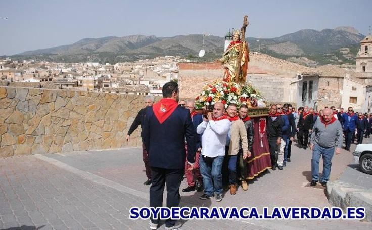 MISA CABALLISTA - Traslado de Santa Elena 1
