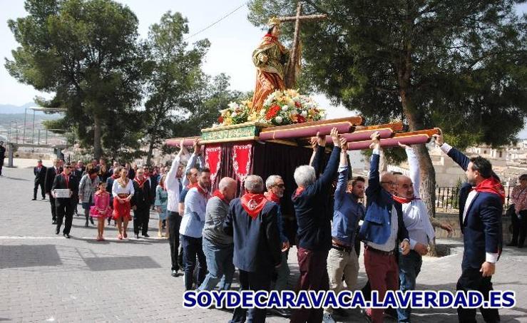 MISA CABALLISTA - Traslado de Santa Elena 2