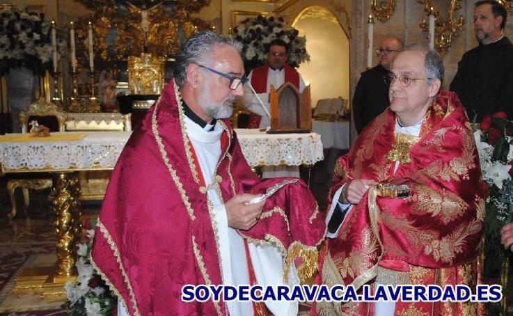 Visita del General de la Orden del Carmelo Descalzo