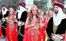 Kábilas y mesnadas glorifican el pasado medieval en la calle