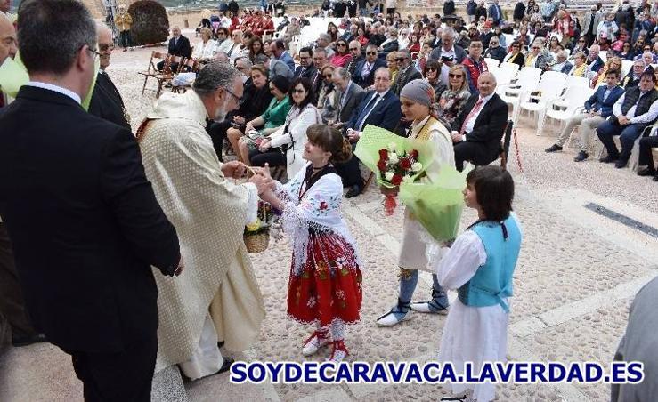 Ofrenda de Flores a la Vera Cruz 2018-3