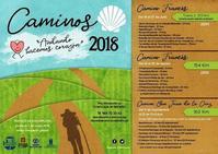 Deportes abre el plazo de inscripción para el programa 'Caminos'