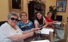Las delegaciones locales de Cáritas reciben las ayudas municipales