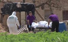 La Benemérita busca a 'El Ermitaño' por la muerte de un anciano en Archivel