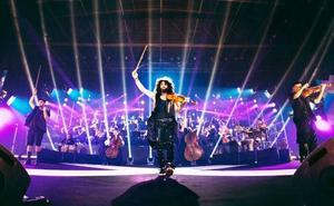Ara Malikian regresa a Caravaca con la segunda edición de 'La increíble gira mundial del violín'