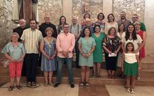 La asociación Unidad y Fraternidad entrega la recaudación del V Comparte tus Talentos a la Hospitalidad de Lourdes