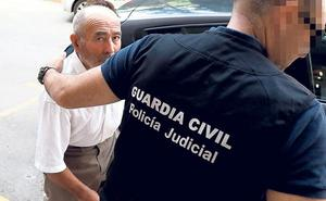 El juez no encuentra indicios suficientes para enviar a prisión a 'El Ermitaño'