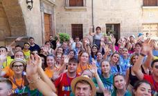 Caravaca es sede de un encuentro de jóvenes procedentes de siete países de Europa