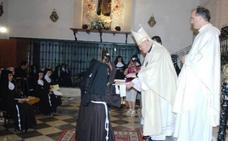 Tiempo Jubilar para celebrar el tercer centenario de la iglesia de las clarisas