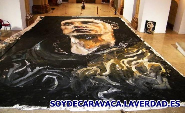 Ydañéz dona a Caravaca de la Cruz su obra sobre San Juan - 3