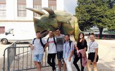 Siete jóvenes de Caravaca participan en un Intercambio Juvenil Europeo que se celebra en Hungría