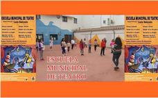 Abierto el plazo de matrícula en la Escuela Municipal de Teatro