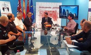 Los municipios del Noroeste realizan sus propuestas al futuro Plan Director de Transportes de la Región de Murcia