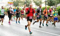 La segunda edición de los '90K Camino de la Cruz' reúne este sábado a 1.200 corredores