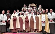 La recreación histórica inspirada en Santa Teresa 'Los mejores años de mi vida' se pone en escena en Caravaca