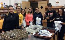 Un grupo de jóvenes desempleados participa en el programa 'Actívate' para formarse en Turismo y Hostelería