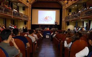 El teatro Thuillier acoge la segunda edición del evento gastronómico 'Sopa de letras'