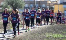 La 'Caravaca Trail Experience' reúne a 900 corredores en sus cuatro modalidades