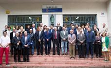 El IES 'San Juan de la Cruz' clausura su 50 aniversario con la colocación de una placa conmemorativa