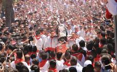 El PSOE apoya la candidatura para declarar Patrimonio Cultural Inmaterial los Caballos del Vino