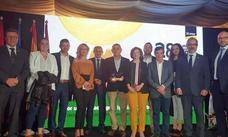 La sociedad 'Yute de Caravaca' recibe uno de los premios 'Arco Iris' de UCOMUR