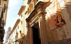 Destinan 195.000 euros para el Camino de la Cruz y la fachada del monasterio de Santa Clara