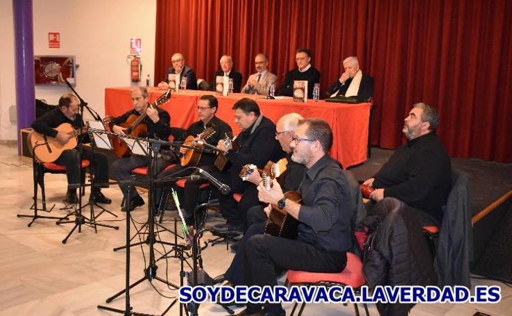 Melgares retrata la sociedad local en «Caravaca antes de ayer»
