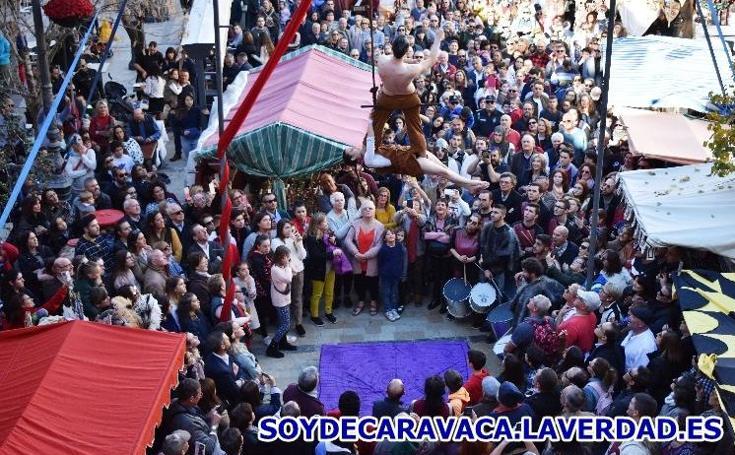 INAUGURACIÓN MERCADO MEDIEVAL 2018-3