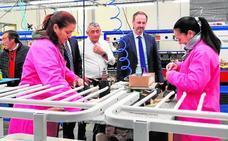 El calzado 'made in Murcia' ya se vende en ochenta países de todo el mundo