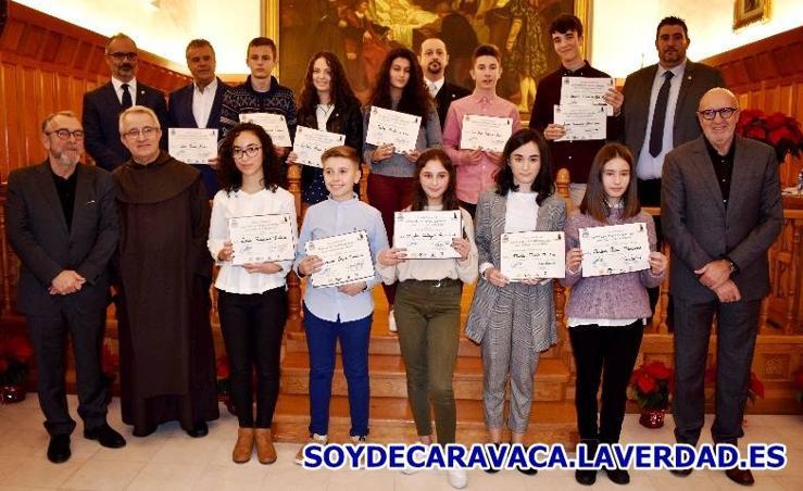 Entrega de premios del Certamen Literario ALBACARA