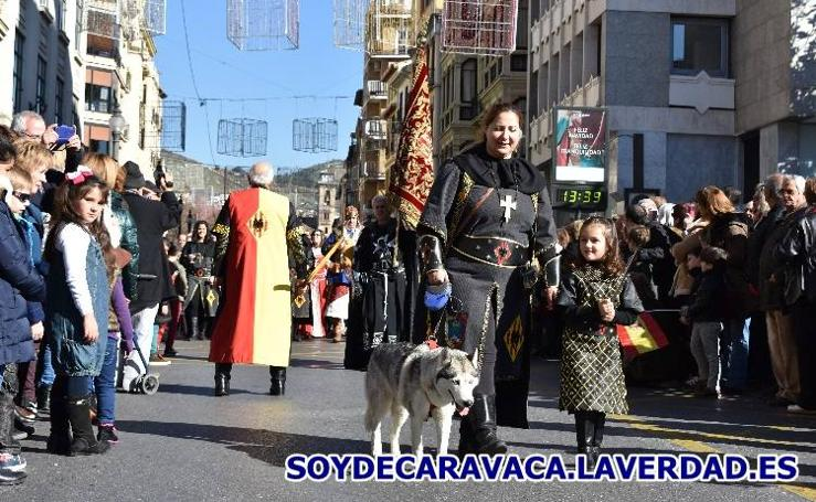 Moros y Cristianos en la Toma de Granada - 3