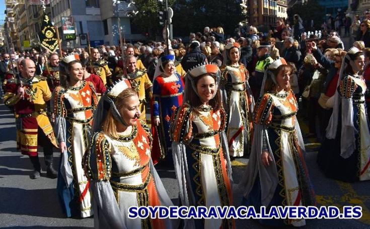 Moros y Cristianos en la Toma de Granada - 4