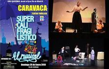 El musical que cuenta la historia de la Mary Poppins del siglo XXI estará en el teatro Thuillier