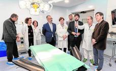 El hospital realizará 300 operaciones más al año con dos nuevos quirófanos