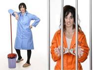 Beatriz Rico representa 'Antes muerta que convicta' este domingo en el teatro Thuillier