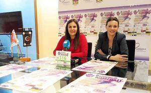 La II Marcha por la Igualdad se celebra dentro de los actos del 'Día Internacional de la Mujer'